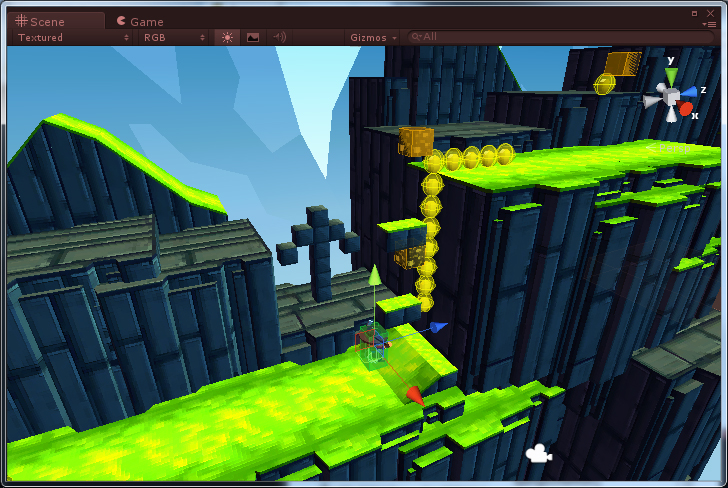 Chapter 1 Level Design in Unity